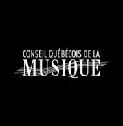 Conseil Quebecois de la Musique Logo